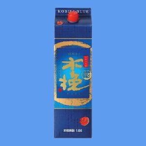 雲海酒造 木挽 ブルー(BLUE) パック 20° 1800ml