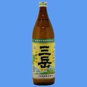 三岳酒造 三岳 25° 900ml