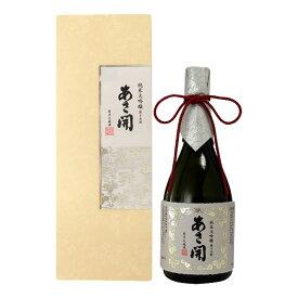 お酒 ギフト 株式会社あさ開 あさ開 純米大吟醸 磨き五割 720ml