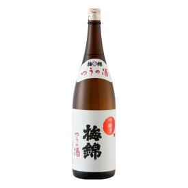 お酒 ギフト 梅錦山川 梅錦 ( うめにしき ) 吟醸酒つうの酒 1800ml ≪ワイングラスでおいしい日本酒アワード2017 金賞受賞酒≫