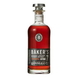 お酒 ギフト ウイスキー バーボン シングルバレル ベイカーズ 7年熟成 53.5° 750ml ≪ 正規品 ≫