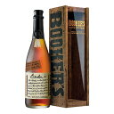 お酒 ギフト ウイスキー クラフト バーボン ブッカーズ 62° 750ml ≪ 木箱入り ≫ 【 正規 】