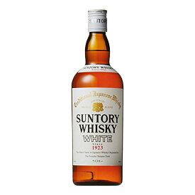 お酒 ギフト プレゼント ウイスキー サントリー ホワイト 40° 640ml