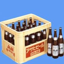 アサヒスーパードライ中瓶500mlケース(20本入り)