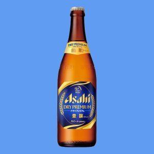 アサヒ スーパードライ ドライプレミアム豊穣 中瓶500mlケース(20本入り) 【お取り寄せ商品】