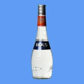 お酒 ギフト プレゼント BOLS ( ボルス ) トリプルセック 38° 700ml