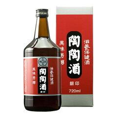 陶陶酒製造陶陶酒銀印(甘口)12°720ml