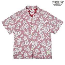 SNOOPYのアロハシャツ