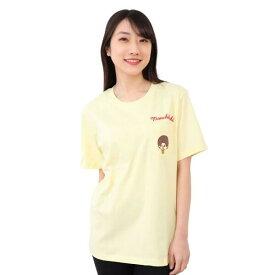 モンチッチ monchhichi モンチッチくん ポケット プリイント Tシャツ キャラクター フレンズ レディース メンズ 兼用 M L LL