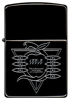 New century Evangelion Evangelion movie Zippo new Seele black