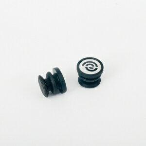 BIKERIBBON(バイクリボン) BR-EJP001 エンドキャップ ジェリー EJP001 ブラック [BR-EJP001]