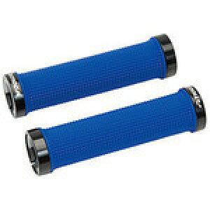 TIOGA(タイオガ) HBG17602 ロックオンスリムグリップ ブルー [HBG17602]