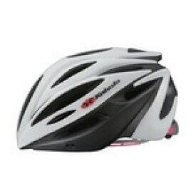 【代引無料】OGK 『ALFE_S_mwb』アルフェ (ALFE) ヘルメット マットホワイトブラック XS/S [0330410003]