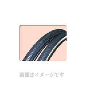 Panaracer W24-83B-C Cタイヤ 24×1 3/8 シティサイクル用タイヤ・チューブセット ブラック [W24-83B-C]