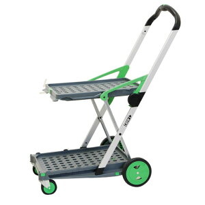 ショッピングカート 折りたたみ 台車 4輪 収納 cart アルミ製 買い物籠 買い物カゴ DIY 軽量 キャリー おしゃれ