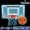 【バスケットボール】【ミニゴール/ミニボール】【インテリア】 SPALDING (スポルディング) SLAM JAM BACKBOARD スラムジャムバックボー...