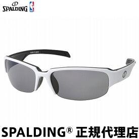 a3ab242e6545cb スポルディング スポーツ サングラス偏光グラス UVカット 折りたたみ メンズDEE-I ホワイト SPALDINGランニング 釣り