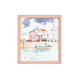 【コクヨ】色紙額縁(ジャストタイプ)・ピンク カ-171P【送料無料】【配送方法は選べません】