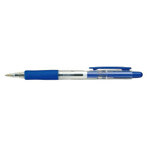 再生樹脂ボールペン パワーフィット 細字 [青] 0.7mm PR-100B