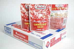 レトルトコンビーフハッシュ70g×12袋(沖縄ホーメル)【送料無料】 非常食・防災食【秘密のケンミンSHOW】