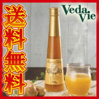 < 베다 비 진저 시럽 380g > < 1 > Veda Vie