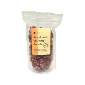 チョコレートグラノーラ400g(1個)/マクロビ・ビーガン対応/添加物・香料・保存料・着色料・化学調味料・白砂糖・乳製品・卵不使用