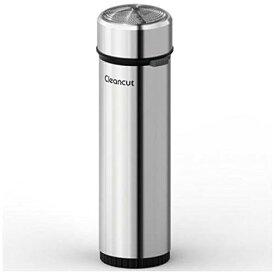 マクセルイズミ 回転式メンズシェーバー「CLeancutシリーズ」乾電池式 ロングセラーモデル IZD-C289-S