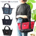 TommyHilfigerトミーヒルフィガーキャンバストートバッグ-2019-9-2