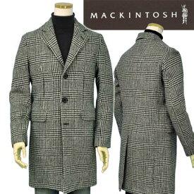 MACKINTOSHグレンチェック、チェスターコート【マッキントッシュ Men's】 【送料無料】
