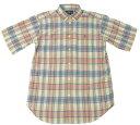 クリアランスPOLO by Ralph Lauren Boy's半袖 マドラスチェックシャツ【ラルフローレン ボーイズ】
