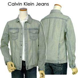 Calvin Klein Jeans カルバンクラインデニムジャケット