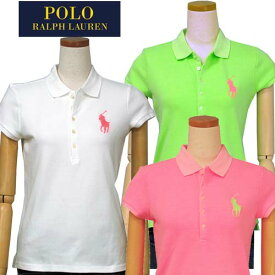 POLO by Ralph LaurenラルフローレンGirl'sビッグポニー半袖鹿の子ポロシャツ【2016-Spring/NewColor】ラルフローレン ガールズギフト プレゼント