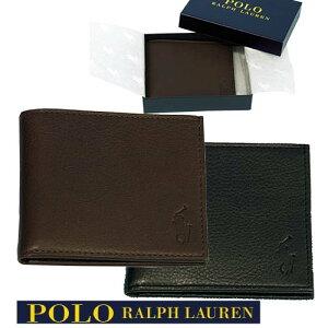 POLO Ralph Lauren Men's定番ラルフローレン 財布、ギフトボックス入り父の日ギフト プレゼント男女兼用 送料無料