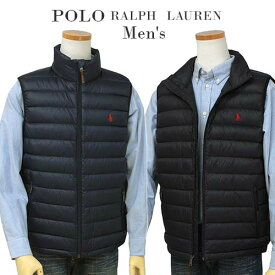 POLO by Ralph Lauren Men'sダウンベスト ラルフローレン ダウンベスト【2018-Fall/NewColor】送料無料