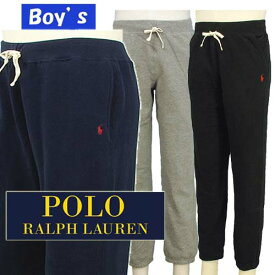 【全商品10%OFFクーポン】POLO by Ralph Lauren Boy's定番 スウエットパンツラルフローレン ボーイズ送料込