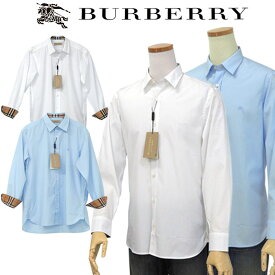 BURBERRYバーバリーMen's長袖ブロードクロスシャツ【2019-Model】BURBERRY PRORSUM英国 直輸入商品バーバリー シャツ
