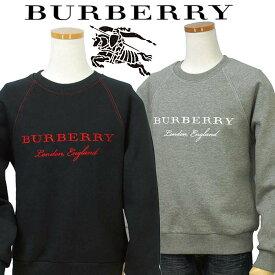 BURBERRYバーバリーMen'sロゴ刺繍 トレーナーBURBERRY Prorsum英国 直輸入商品 送料無料