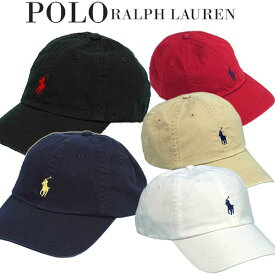 POLO by Ralph Lauren Men's定番べ−スボール キャップ,男女兼用ポロ ラルフローレンギフト プレゼント