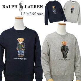 POLO by Ralph Lauren Men'sポロベアートレーナー【2019-Fall/NewModel】【ポロベアートレーナー】【送料無料】