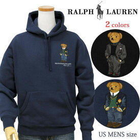 【全商品10%OFFクーポン】POLO by Ralph Lauren Men'sポロベアーパーカー【2019-Fall/NewModel】【ポロベアーパーカー】【送料無料】