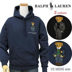 POLO by Ralph Lauren Men'sポロベアーパーカー【2019-Fall/NewModel】【ポロベアーパーカー】【送料無料】