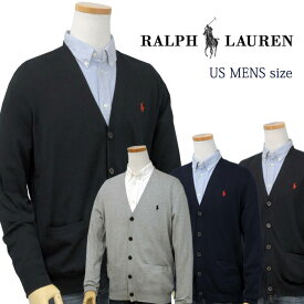 POLO by Ralph Lauren Men'sピマコットン カーディガンXL,大きいサイズ ラルフローレン カーディガン【2019-Fall/NewColor】【送料無料】