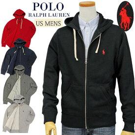 POLO by Ralph Lauren Men'sベーシック フルジップ パーカー710548546 特大寸あり XL,XXL,大きいサイズ,LL,3L寸ラルフローレン パーカー 送料無料