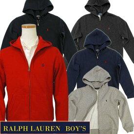 POLO by Ralph Lauren Boy's定番ベーシック フルジップパーカーラルフローレン パーカー323547626 送料込スウェット パーカー