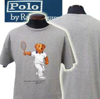 POLO by Ralph Lauren POLO BEAR porobeatenisu短袖T恤