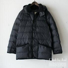 Traditional Weatherwear / トラディショナルウェザーウェア ダウンジャケット WAVERLY DOWN PARKA / ウェーヴァリーダウンパーカー ブラック
