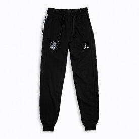 Nike Jordan x Paris Saint-Germain PSG / ナイキ ジョーダン × パリサンジェルマン ブラックキャット フリーススウェットパンツ BQ8348-010 ブラック