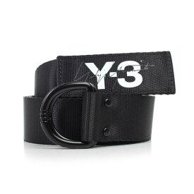 Y-3 / ワイスリー ADIDAS x Yohji Yamamoto / アディダス×ヨージヤマモト LOGO BELT / ロゴベルト DY0523 ブラック