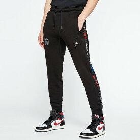 Nike Jordan x Paris Saint-Germain PSG / ナイキ ジョーダン × パリサンジェルマン ブラックキャット フリーススウェットパンツ BQ8348-011 ブラック/ハイパーコバルト
