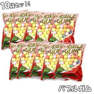 【送料無料】 ガムボールマシン用 詰め替えガム 100個入×10袋セット 丸型リフィル ガチャガチャマシーン お菓子 おやつ